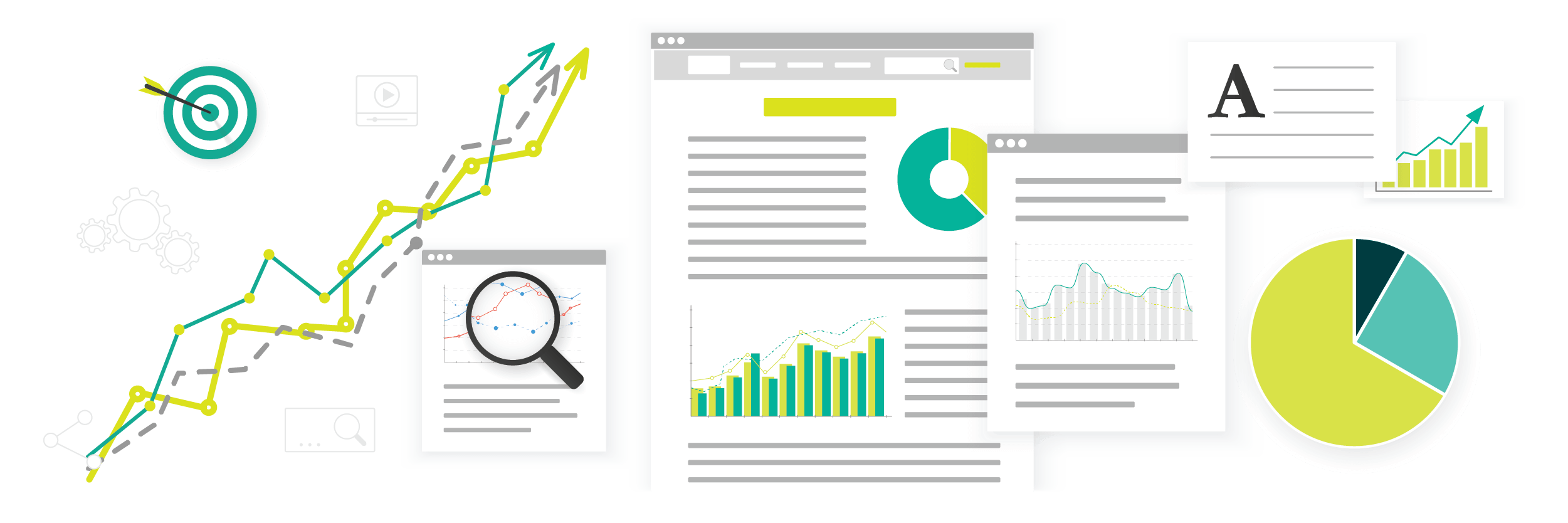 Burns Creative walks you through the ABC of Google Analytics